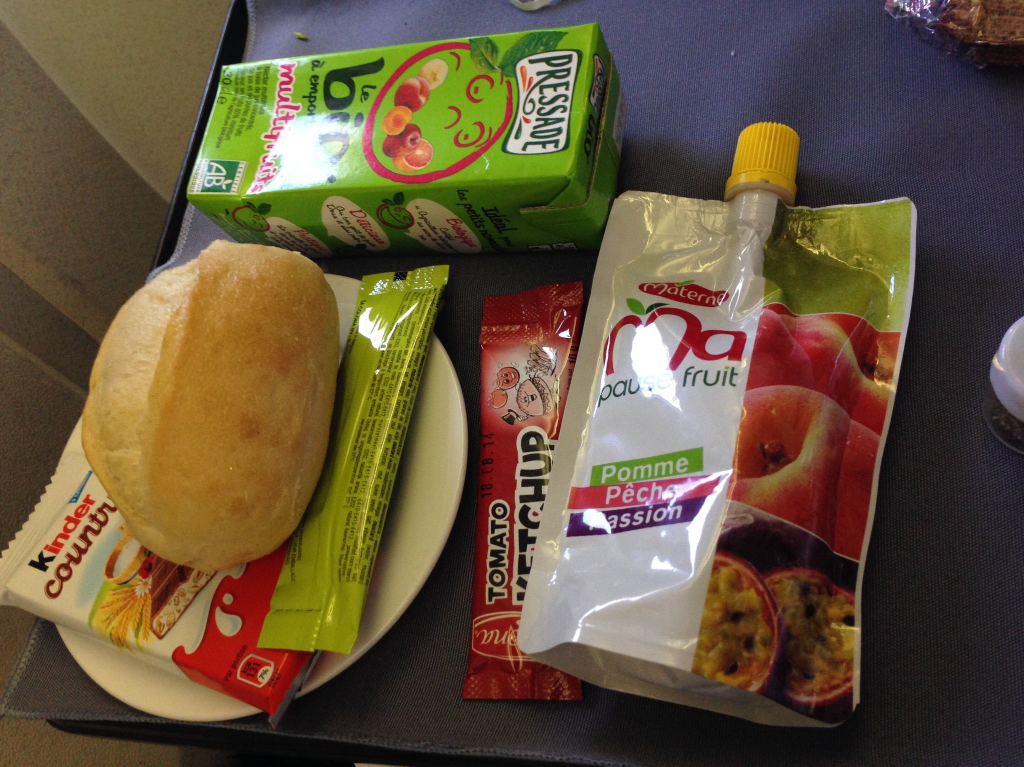 airline child meals