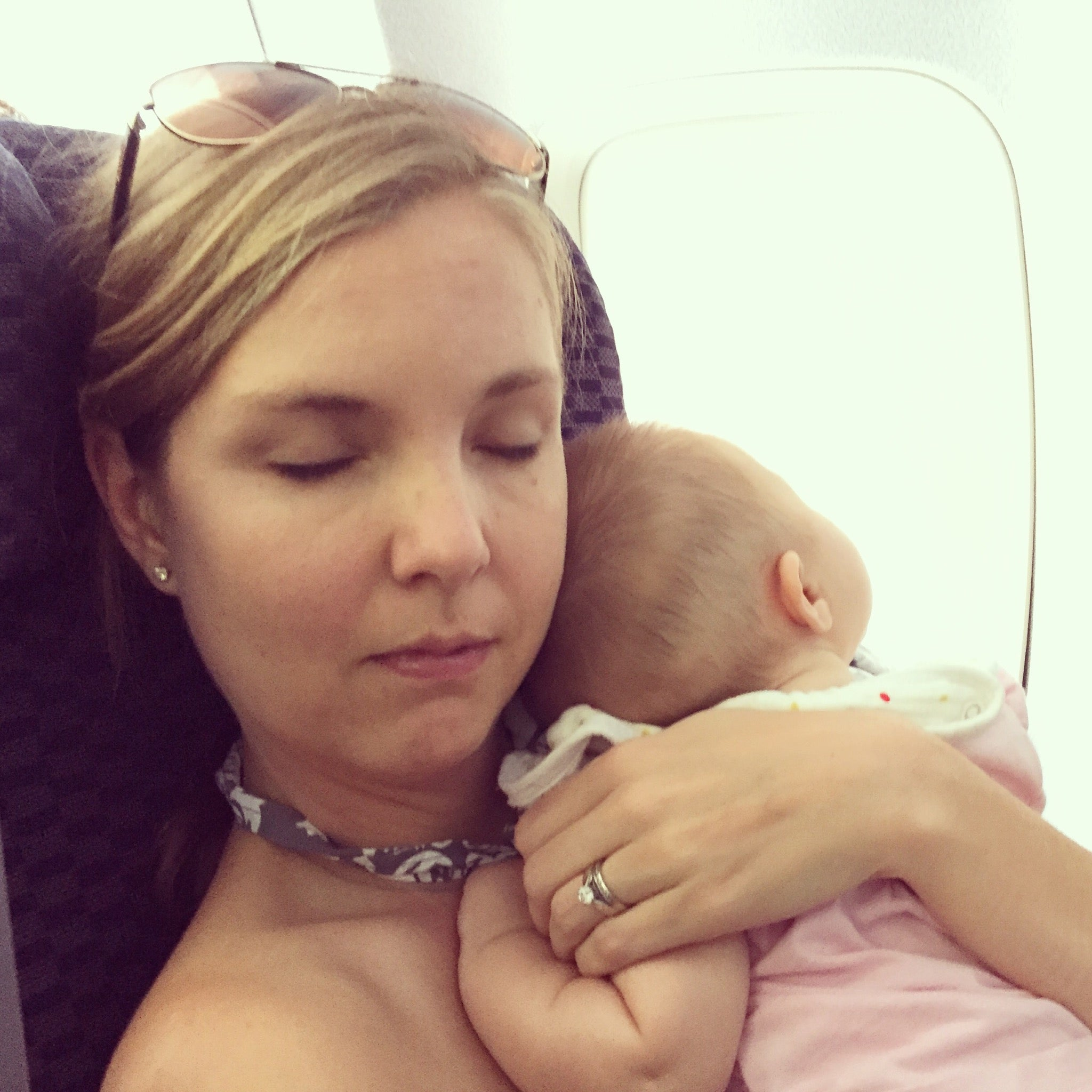 a9fc6dcbccd1 Tips for Flying With a 3 Month Old Baby – The Points Guy