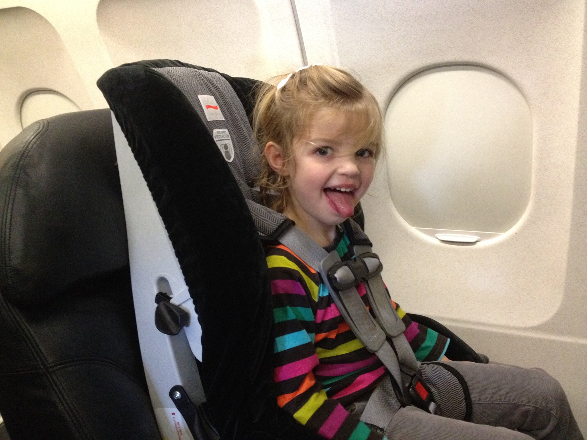 Tips When Flying With A Car Seat