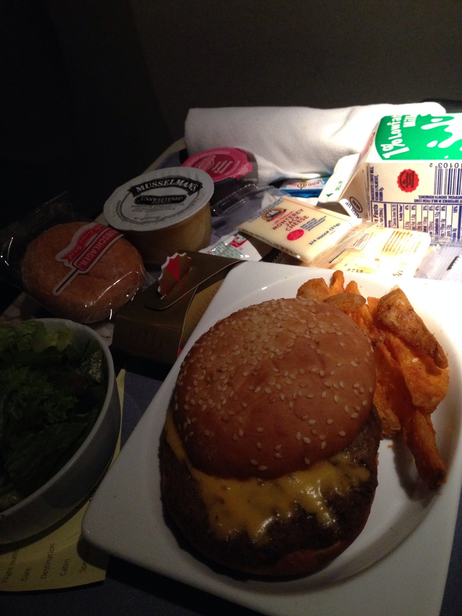 United Airline Child Meal
