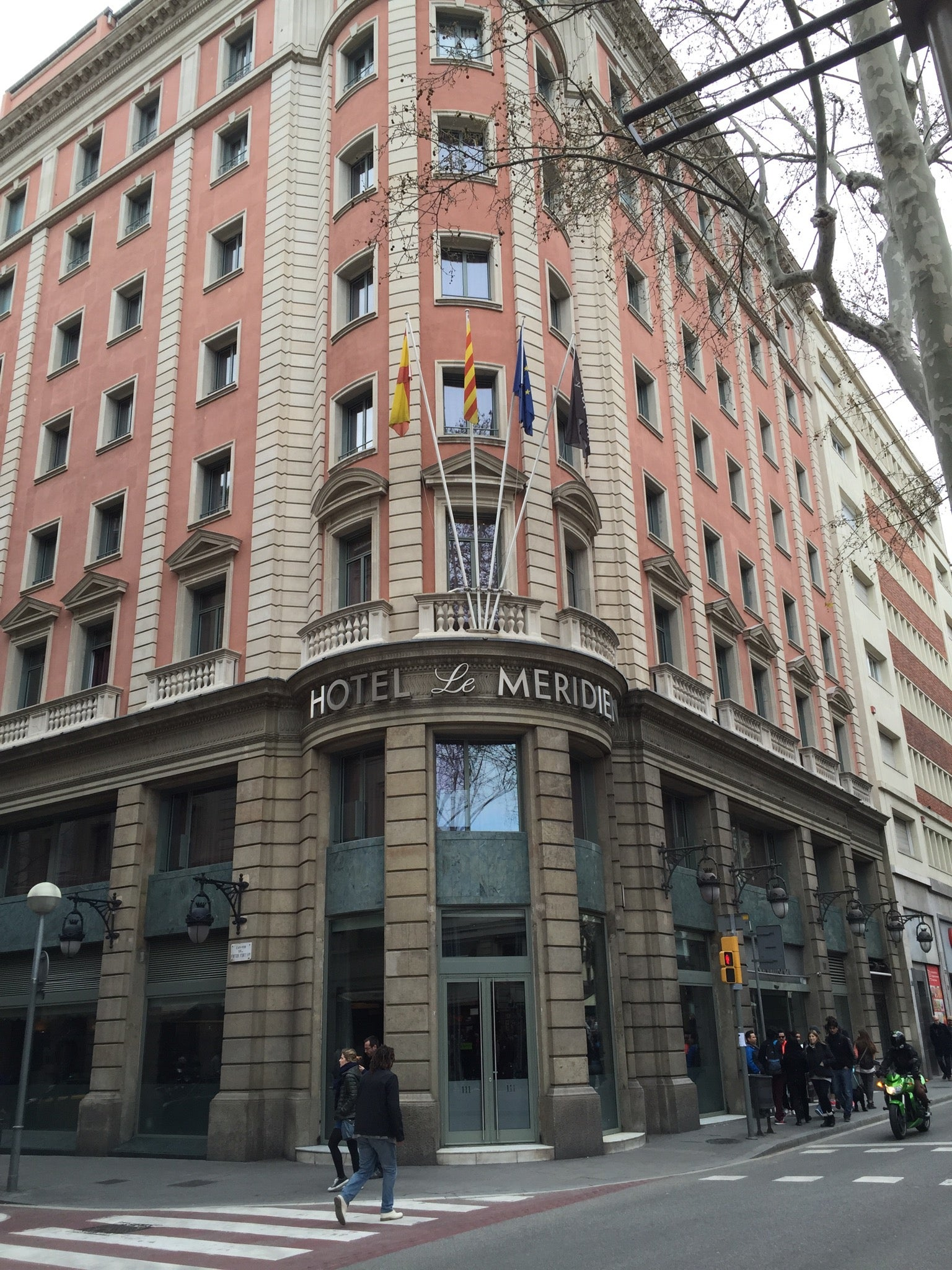 Review of Le Meridien Barcelona
