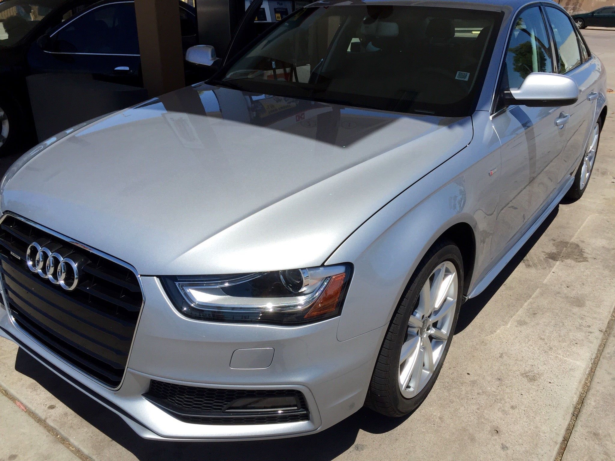 Renting From Silvercar With A Family Review Discounts The - Audi rental cars