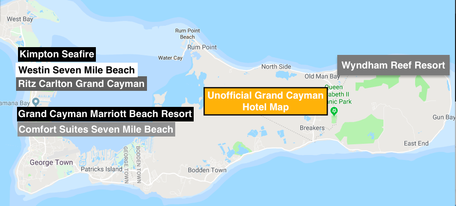 Seven Mile Beach It Where To Use Hotel Points In Grand Cayman The Guy