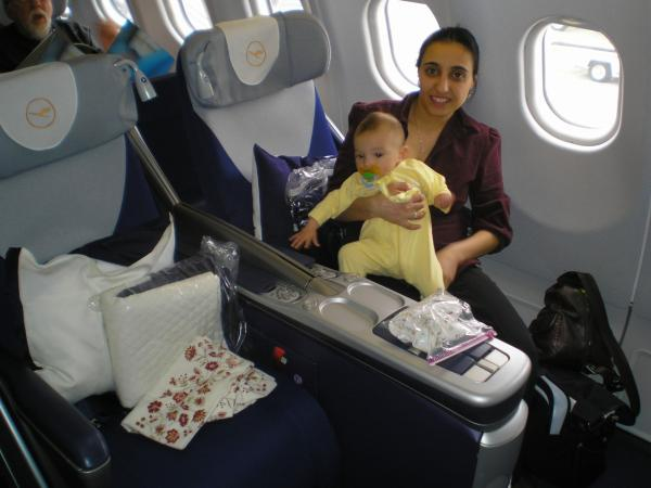 Guide to Booking Award Travel With Lap Infants – The Points Guy