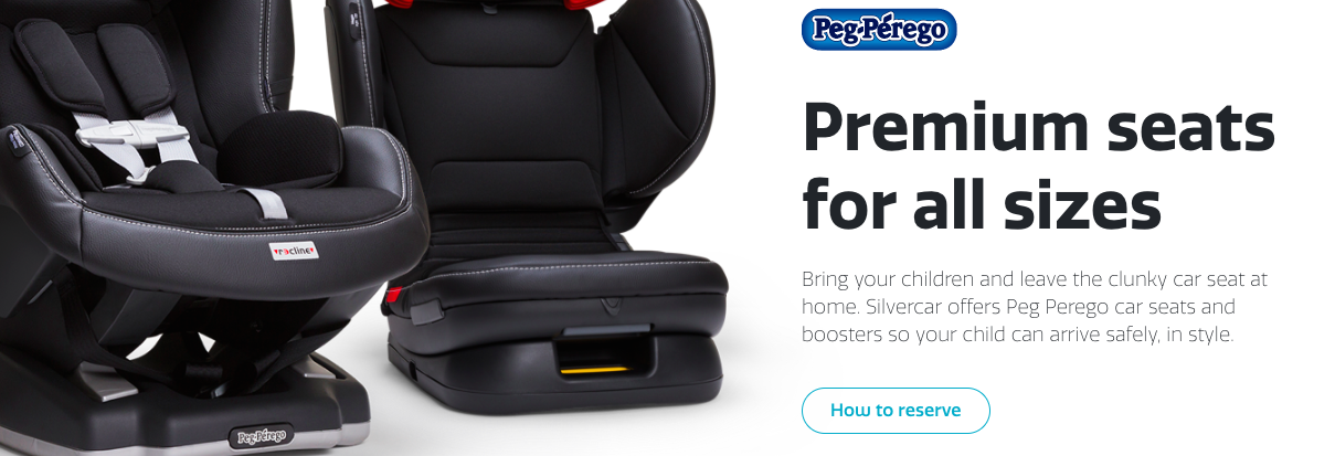 Silvercar Locations Dont Have An Infinite Number Of These Car Seats Onhand So Let Them Know You Need One After Making Your Reservation By Emailing