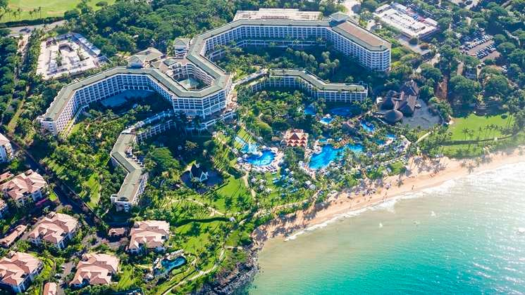 I Hope We Wind Up With At Least Two Weekend Award Nights To Use This Property By The Time Our Trip Rolls Around Especially Since Nearby Andaz Maui