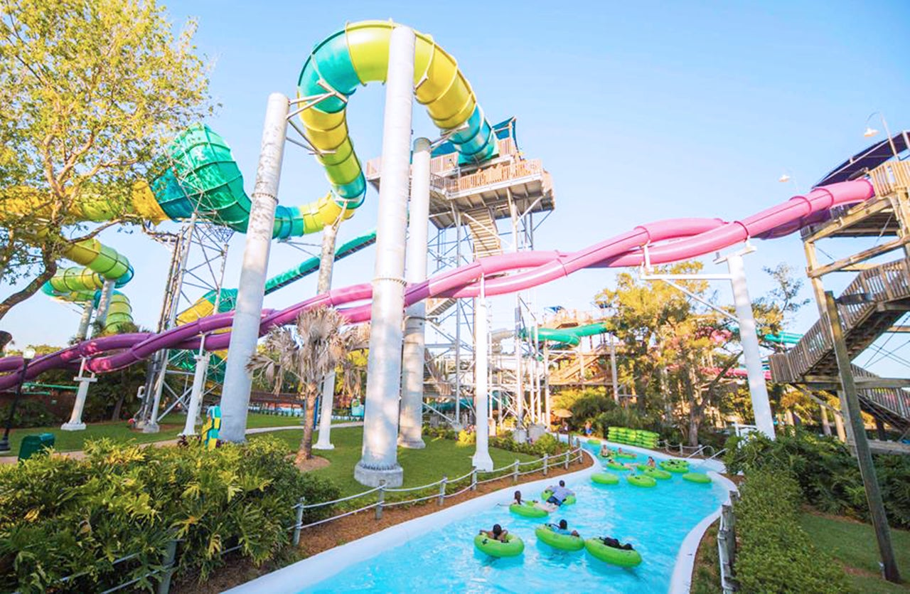 Free beer a whole new land and 12 other reasons to visit - Busch gardens and adventure island ...