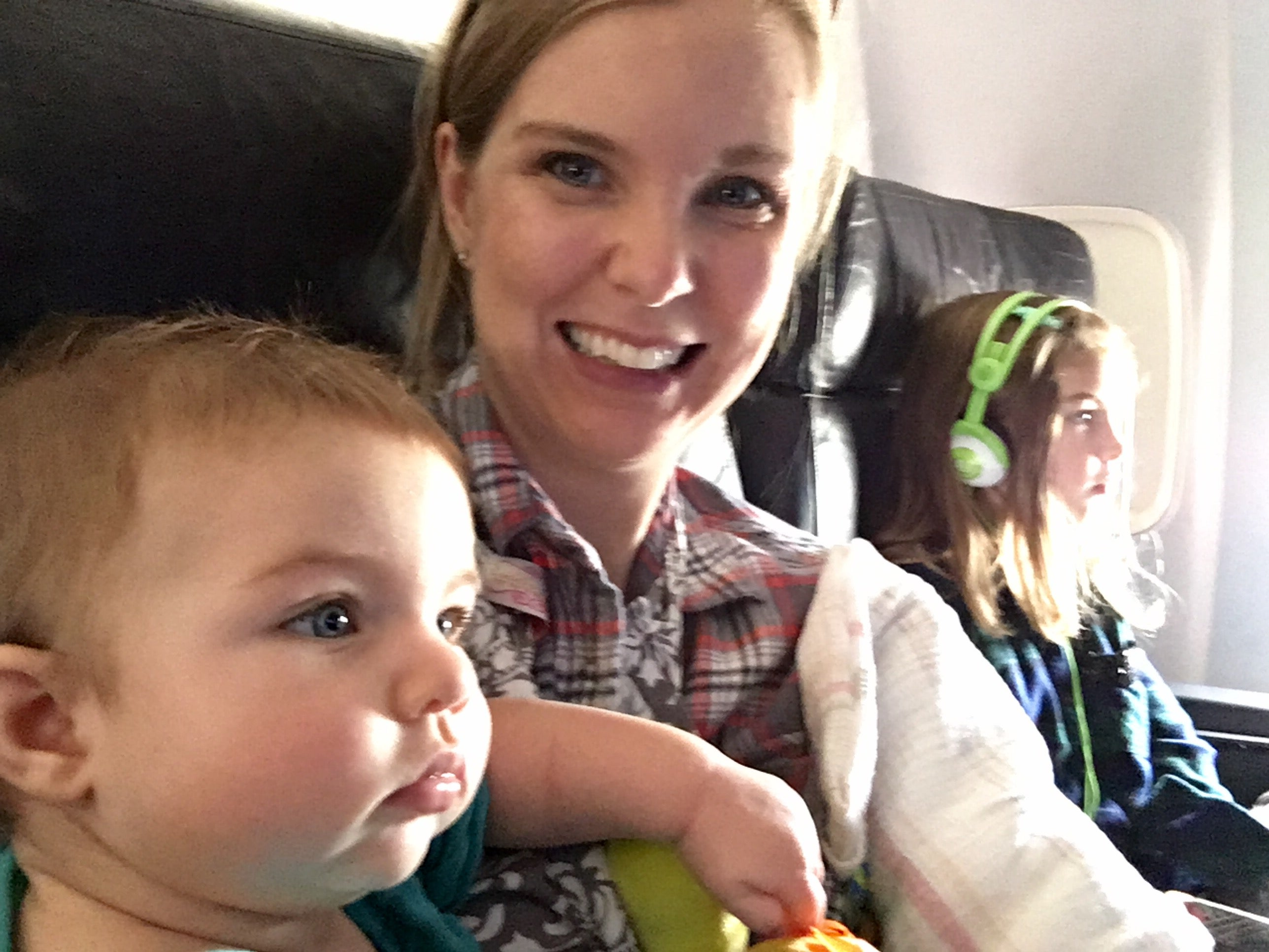 family travel plane