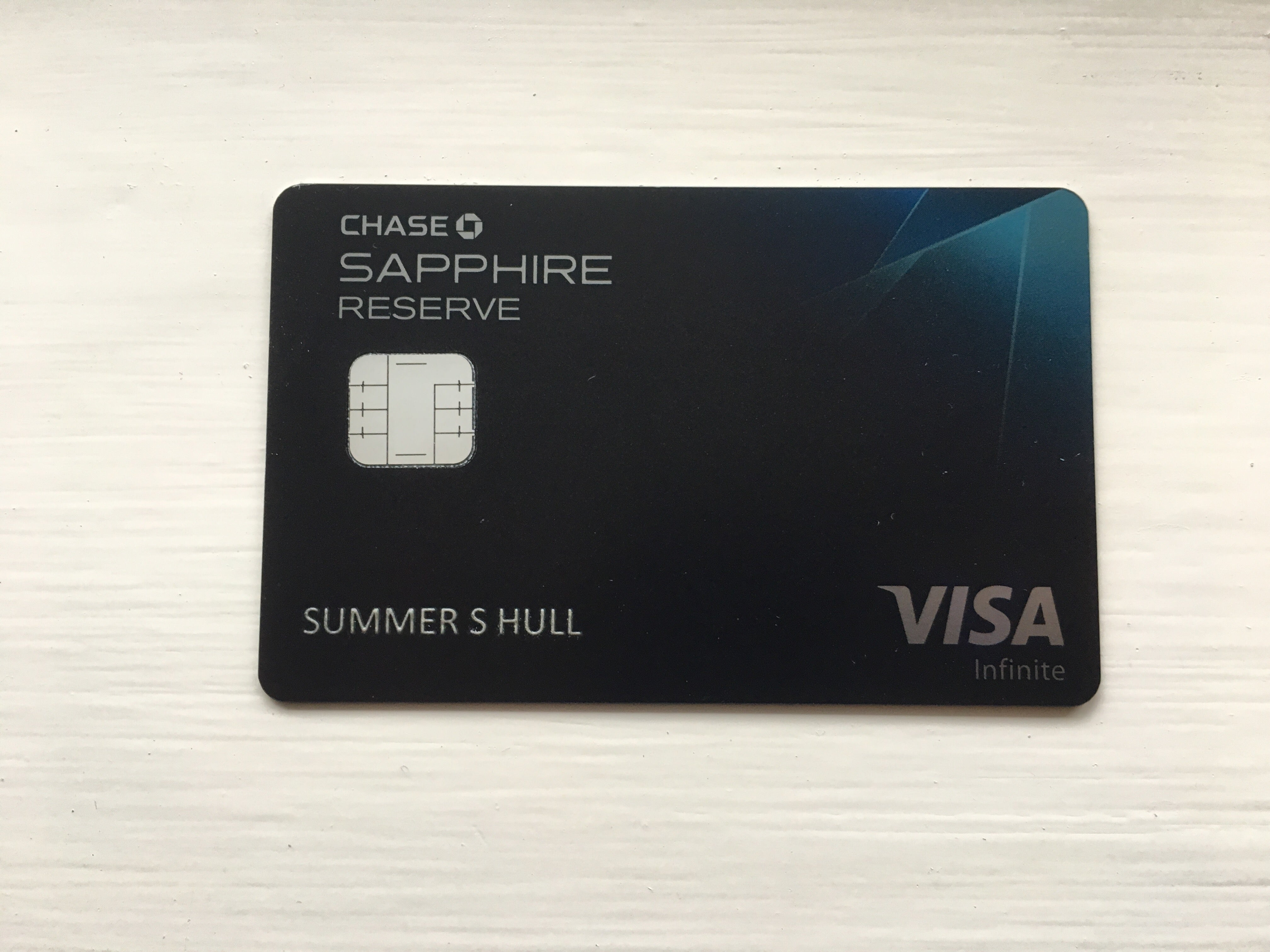 How Long Does it Take to Get a Chase Sapphire Reserve Card