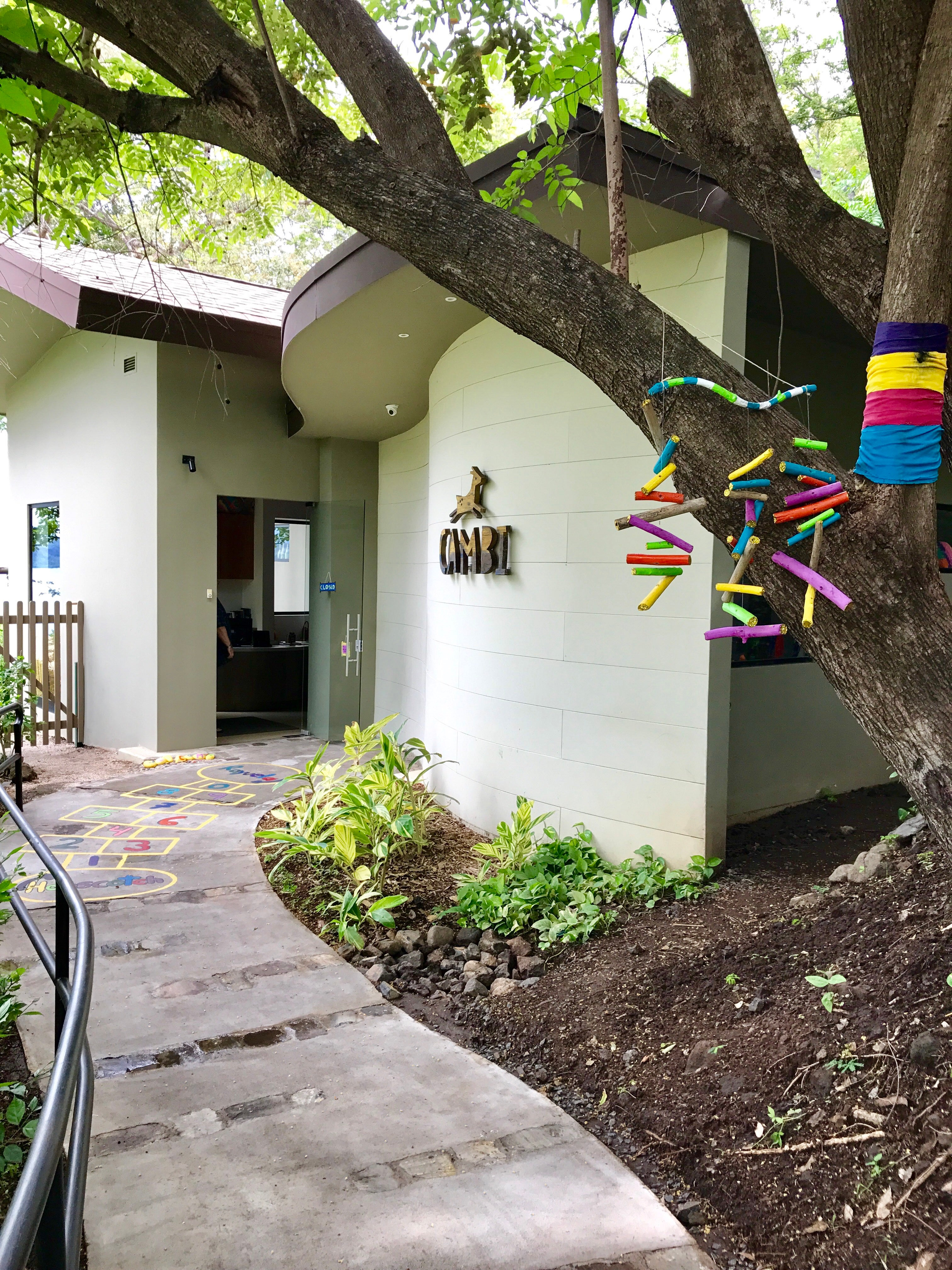 Cambi Kid's Club at Andaz Papagayo
