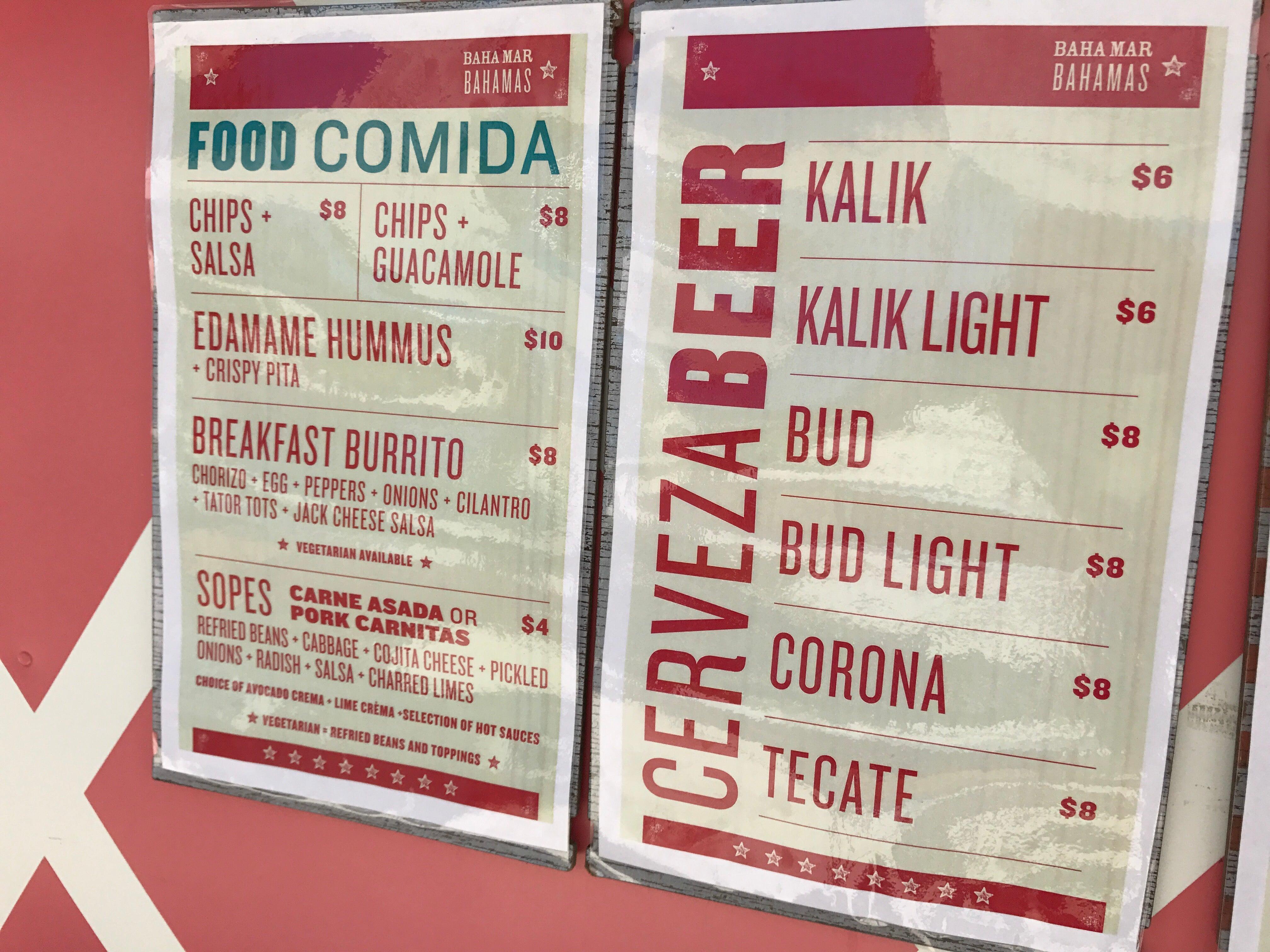 Grand Hyatt Baha Mar Kid S Club And Affordable Food Choices