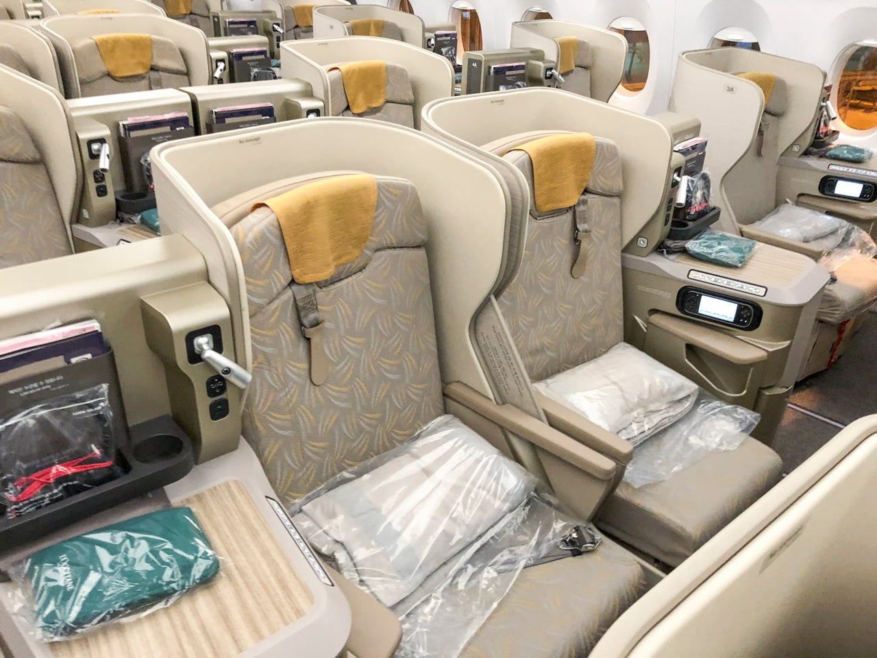 Airlines With The Best Business Class For Families