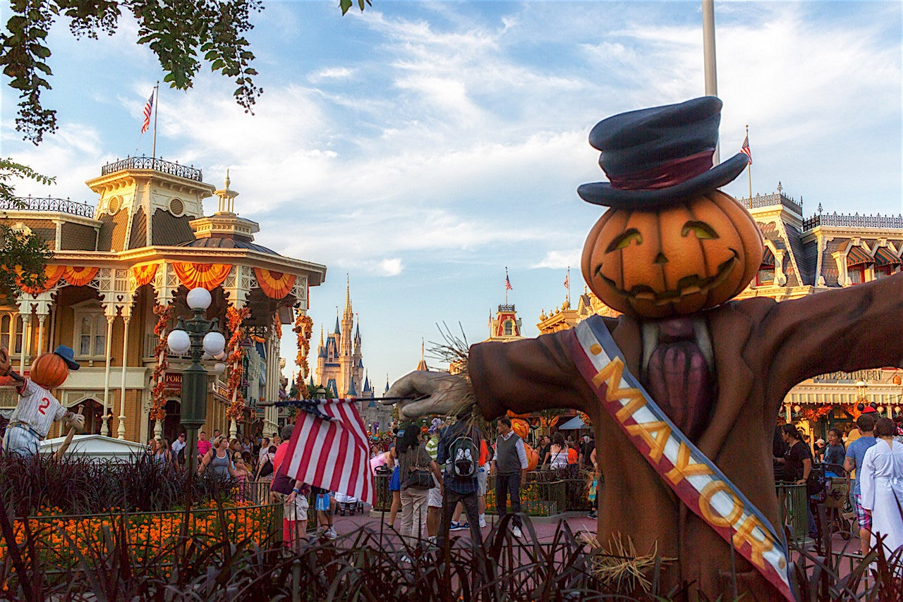 Tips And Tricks For Mickey S Not So Scary Halloween Party