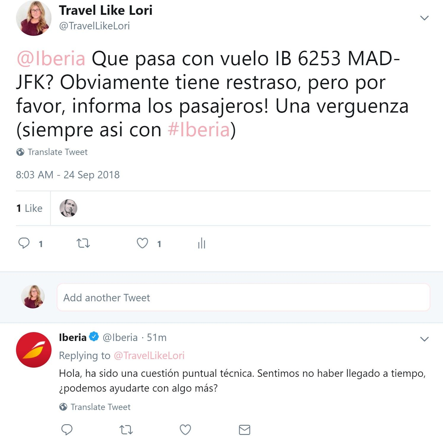 Review Iberia A340 600 Premium Economy From Mad To Jfk Voucher Share Tea 50000 I Tweeted At About The Delay Two Days After Flight Received A Generic Unhelpful Response Saying That It Was Sorry For