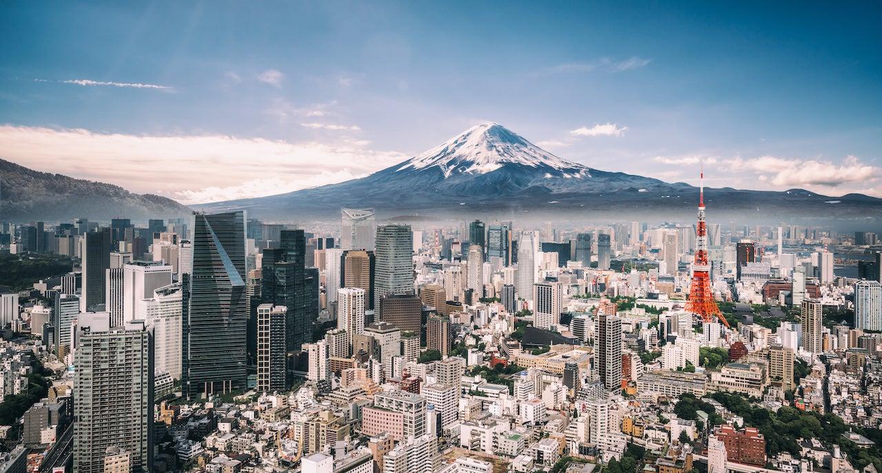 Deal Alert: Flights to Tokyo From $383 Round-trip