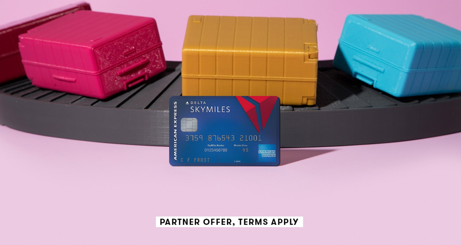 Blue Delta Skymiles American Express Credit Card Review
