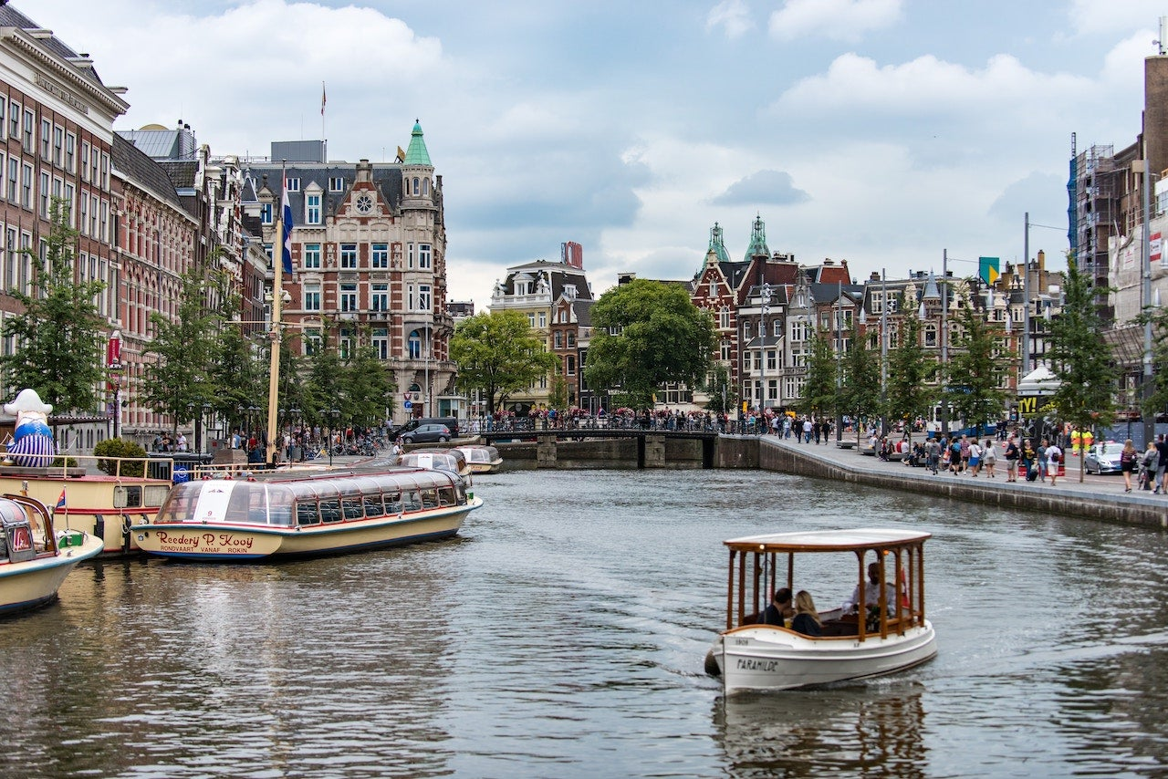Deal Alert: Flights to Amsterdam and More From $256 Round-Trip