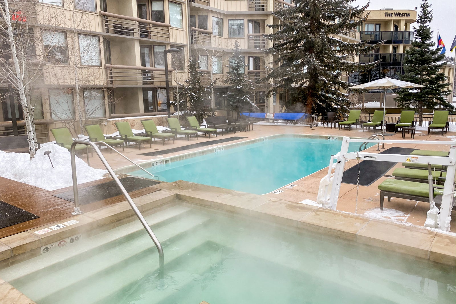 Stay slopeside at the Westin Snowmass with a Marriott 50k award (Photo by Summer Hull/The Points Guy)