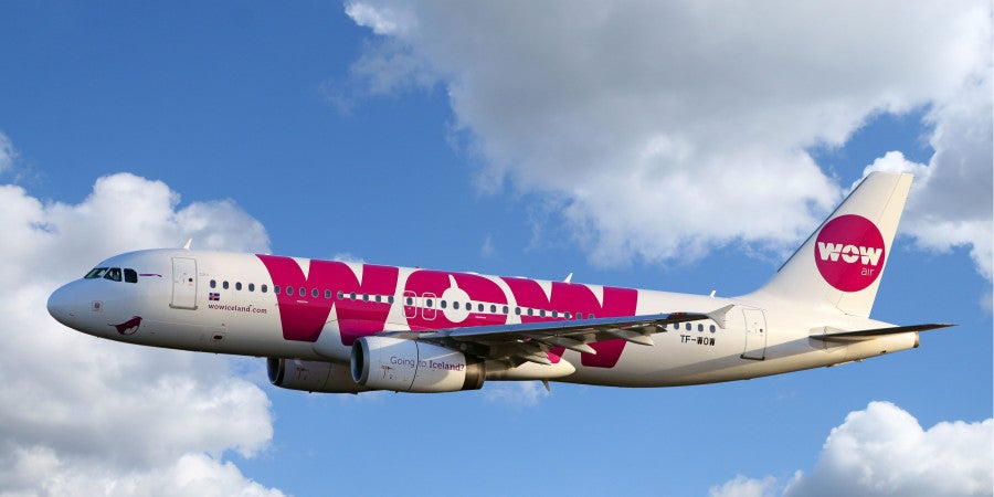 Wow Air Featured