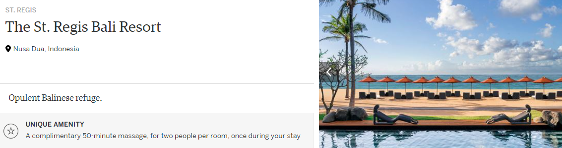 Fine Hotels Resorts From American Express The Points Guy