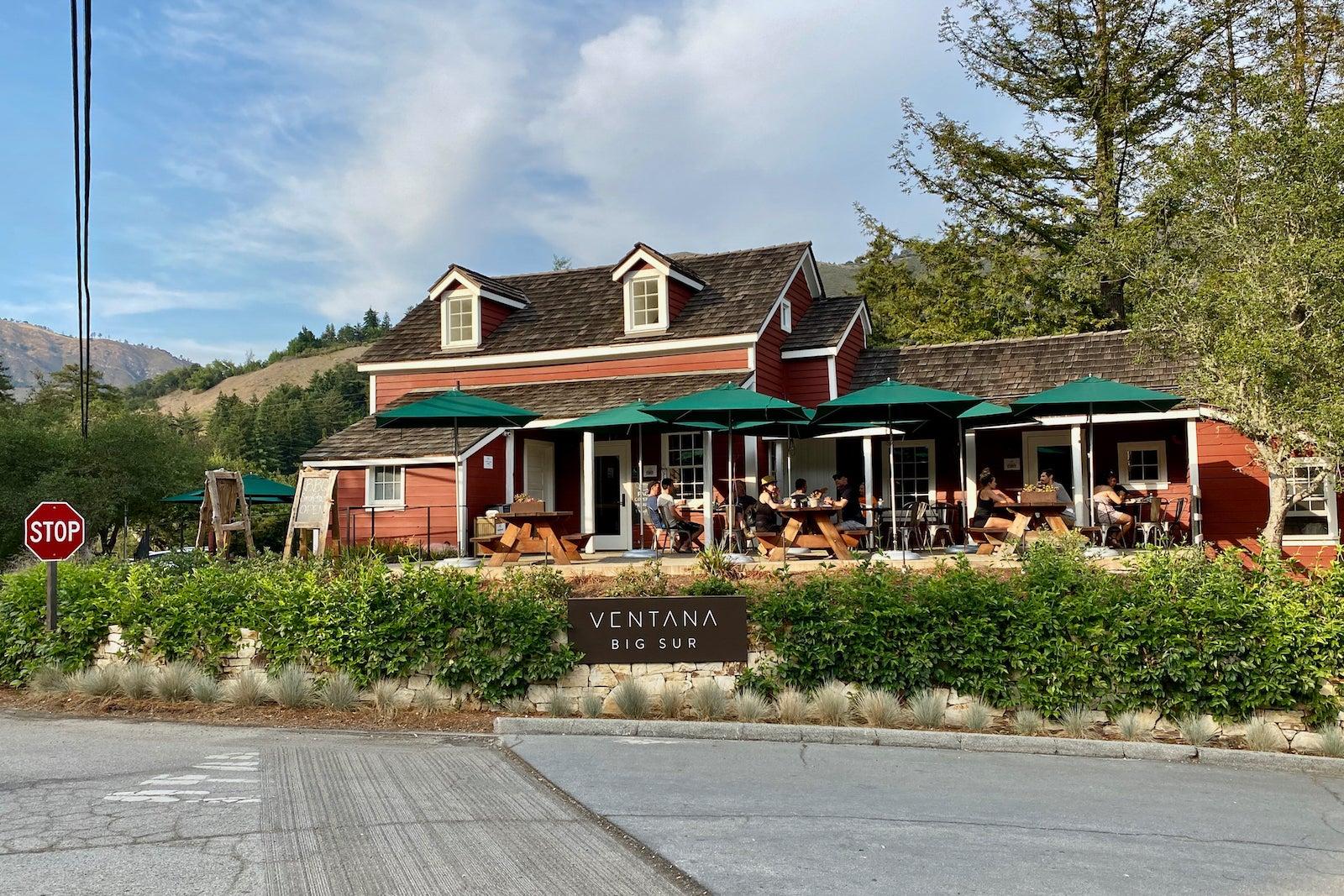 Review Of Hyatt S Ventana Big Sur
