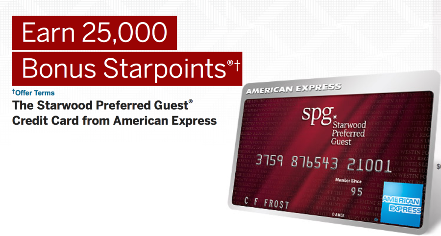 Starwood Preferred Guest Amex Cards Adding New Benefits