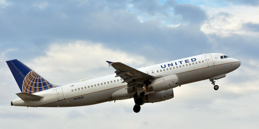 United A320 Featured